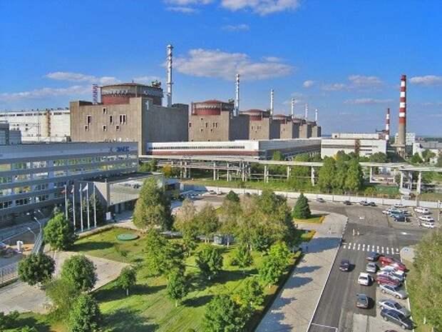 Украина замолчала аварию на Запорожской АЭС, напугав Европу