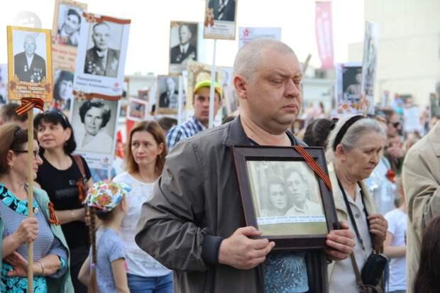 Жители Удмуртии до 7 мая смогут подать заявку на участие в онлайн-шествии «Бессмертного полка»