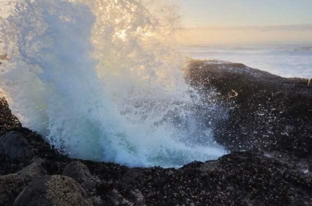 Загадка бездонного «Колодца Тора», или Куда уходит Тихий океан