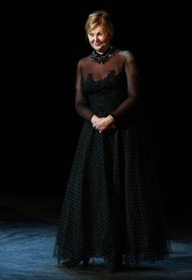 Народная артистка России Наталья Селезнева отмечает 70-летний юбилей