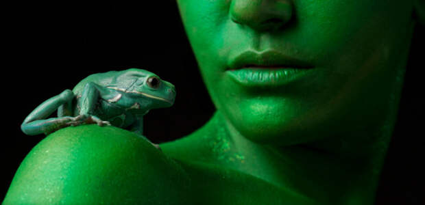 Фотограф Робин Мур: человек — амфибия