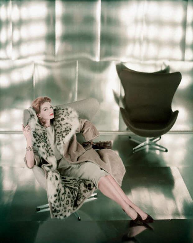 Фэшн-фотография 50-х годов от легендарного Генри Кларка