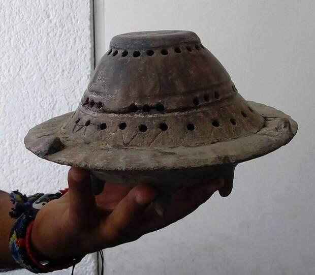 Древние артефакты Южной Америки