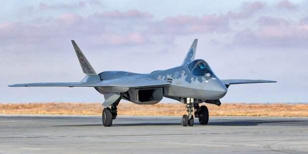 Российский истребитель Су-57 получил возможность ослеплять оборону НАТО