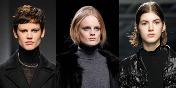 Модные стрижки осень-зима 2014-2015
