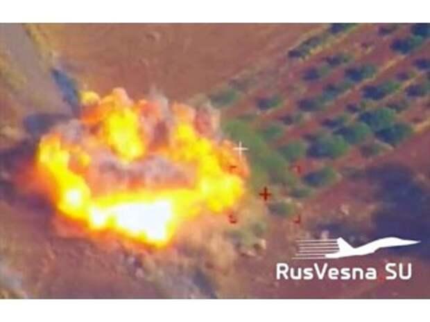 Бойня в Сирии — враг нанёс страшный удар, ВКС России мгновенно отомстили