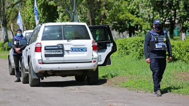 Россия выскажет замечания к докладам ОБСЕ по ситуации в Донбассе
