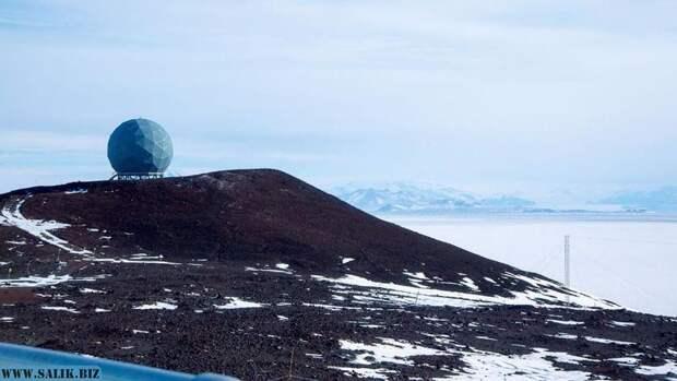 """Что скрывают на секретной базе """"Зона 122"""" в Антарктиде"""