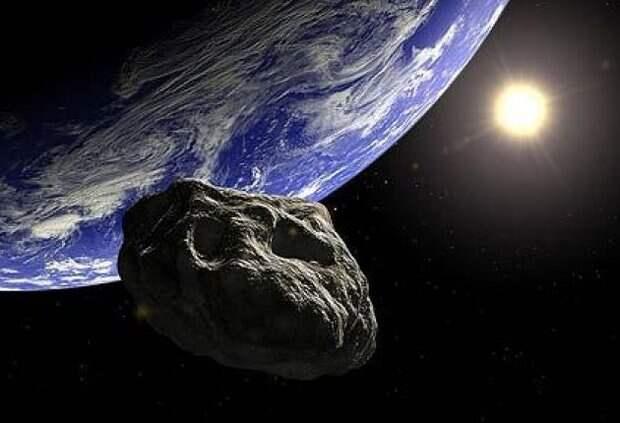 К Земле приближается огромный космический объект