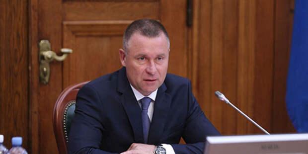 Путин заслушает доклад Зиничева