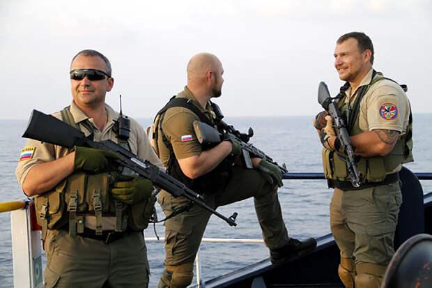 Российские ЧВК в Венесуэле?
