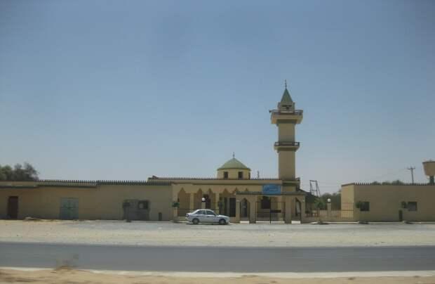 Эль-Азизия (Ливия), самое жаркое место в Африке. Фото / El Azizia. Photo