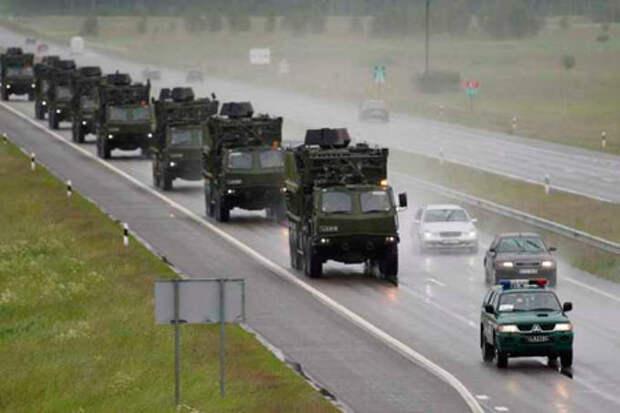 НАТОвские учения как признак психоза: зачем США «повторяют ошибки Гитлера и Наполеона»