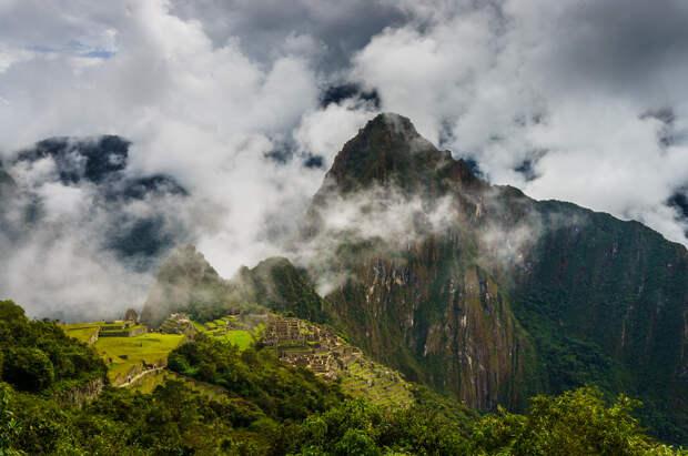 Перу. Мачу-Пикчу. (BORIS G)