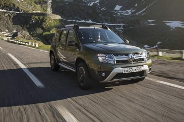 Оператив ЗР: рестайлинг Renault Duster — по просьбам покупателей