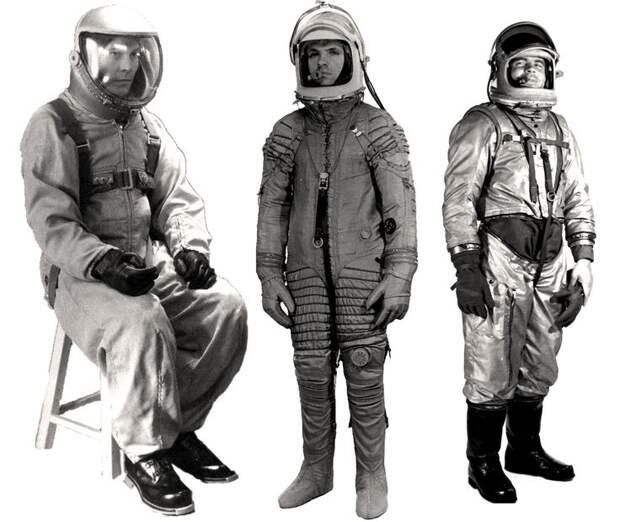 Эволюция летного костюма - от кожанки до скафандра