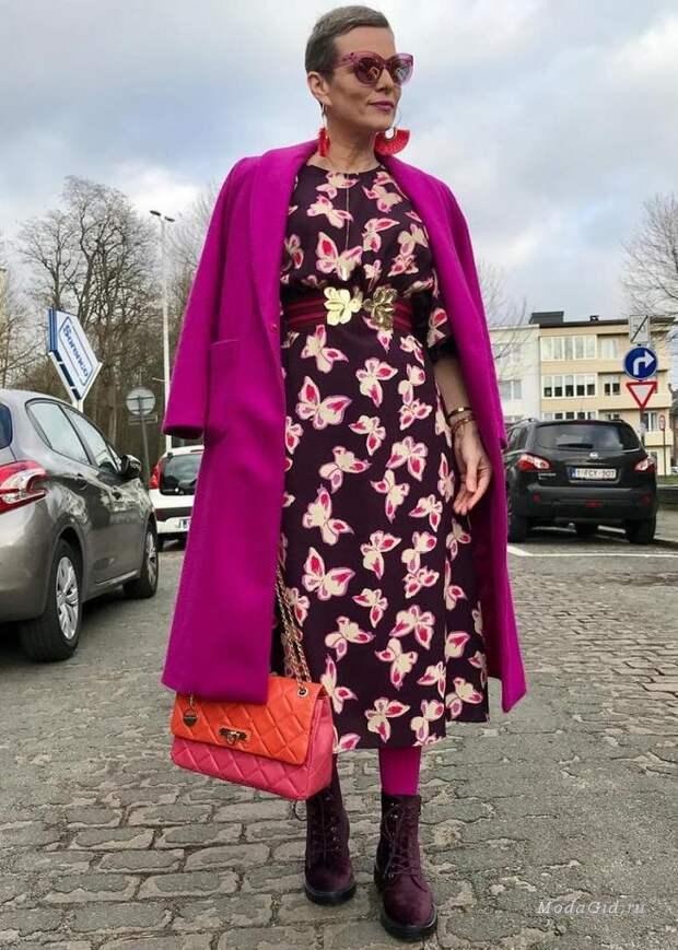 Мода за 50+ от стилиста из Бельгии Greet Moens