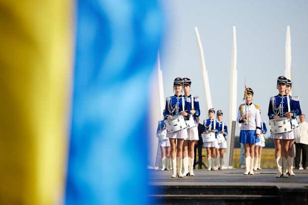 Украинский оркестр опозорился при исполнении гимна ЕС