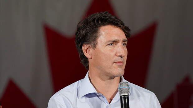 Трюдо сформирует новое правительство Канады в октябре