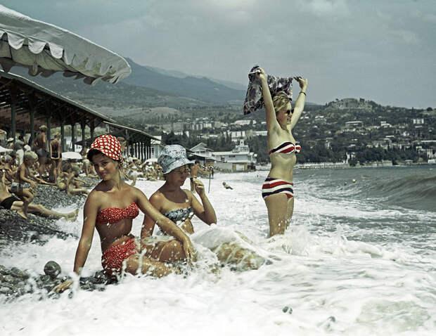 Крым, 1963: СССР в фото, подборка