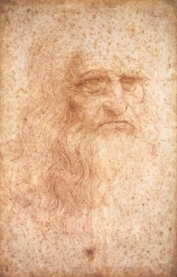 Леонардо да Винчи: чьи останки на самом деле покоятся под плитой с именем великого мастера