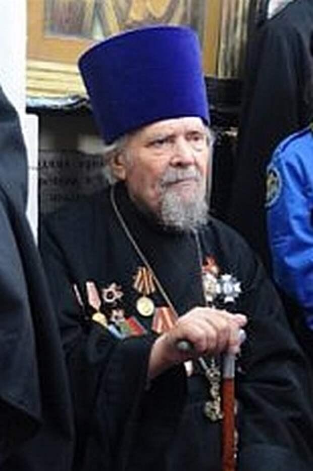 Протоиерей Николай Колосов