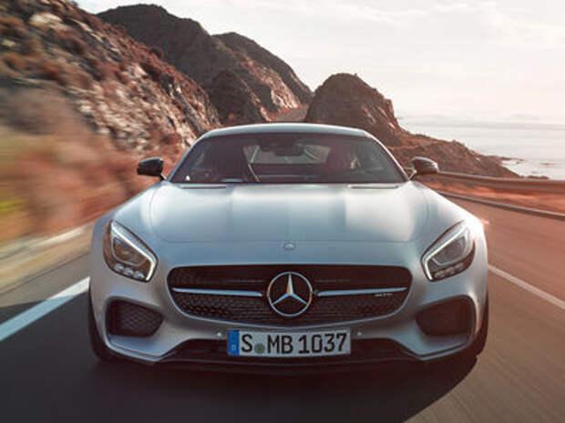 Кольцевые страсти: Mercedes-AMG GT R будет круче, чем мы думали