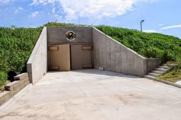В США богачи готовят свои бункеры и собираются прятаться от коронавируса в Новой Зеландии сша, бункеры, коронавирус