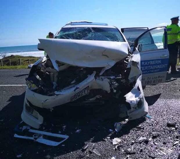Мама троих стыдилась своего толстого тела, но именно оно и спасло ей жизнь в аварии!