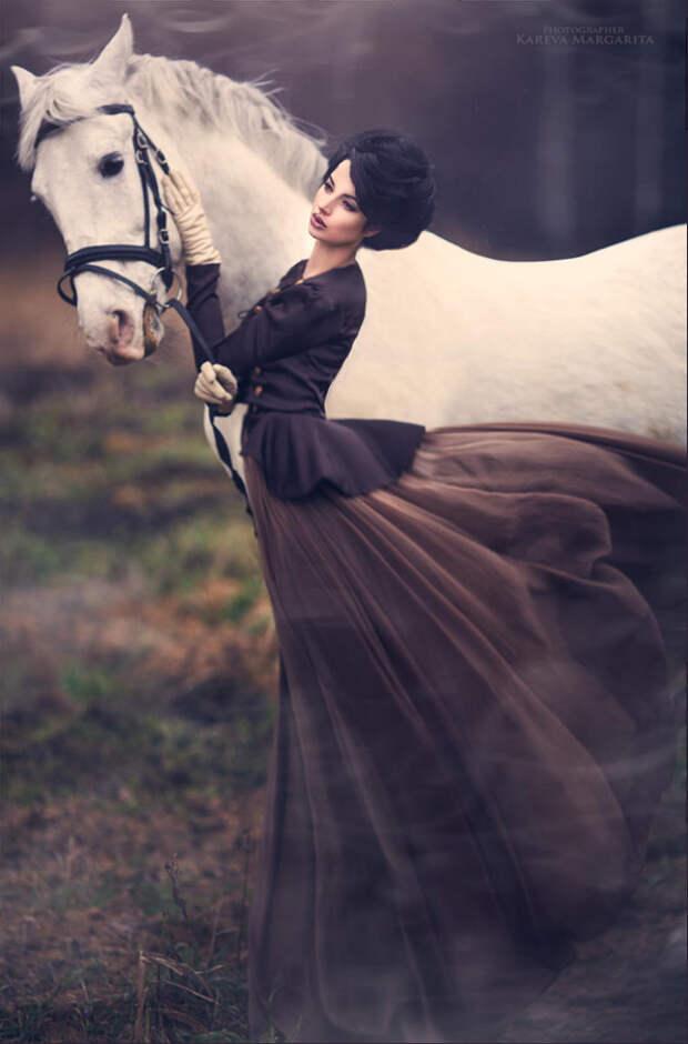 Пост восхищения лошадьми