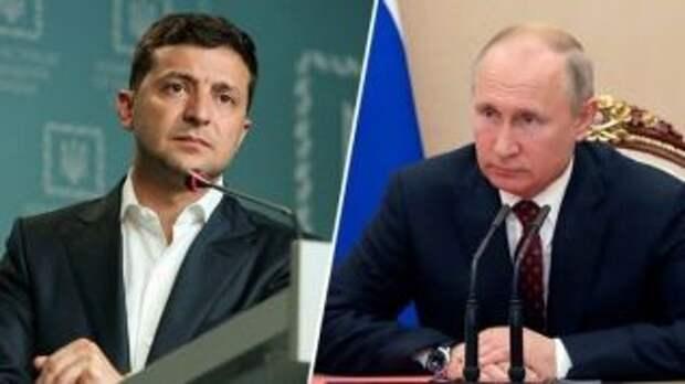 Путин сам ответит на предложение Зеленского, - Песков