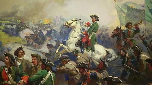 8 июля 1709 года состоялась Полтавская битва - крупнейшее сражение Северной войны между русскими войсками под командованием Петра I и шведской армией Карла XII.