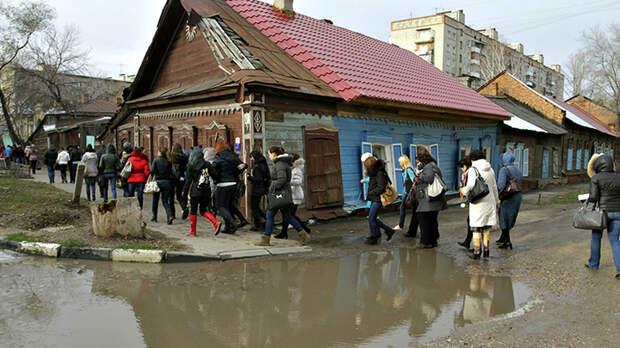 Пронько: Наши города становятся опасными для проживания