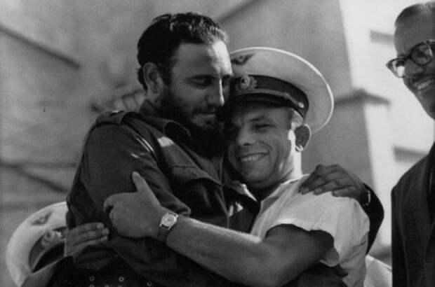 О том, как сотрудники ЦРУ готовили покушение на Юрия Гагарина