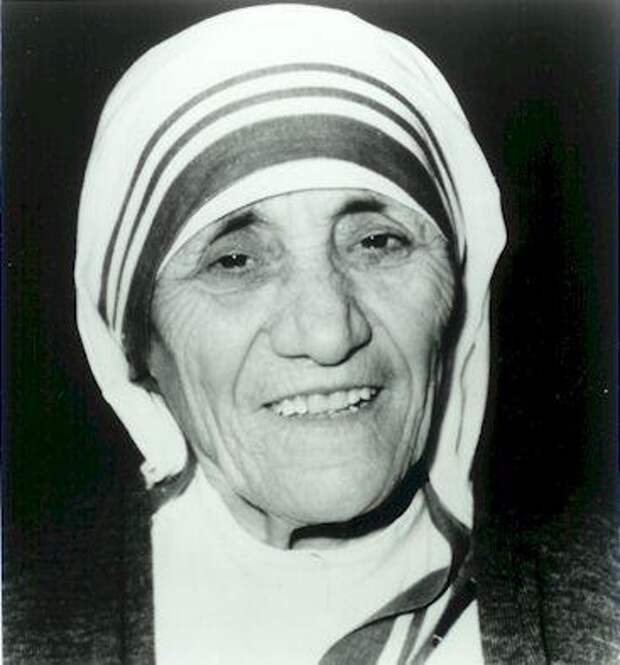 Высшая мудрость от Матери Терезы