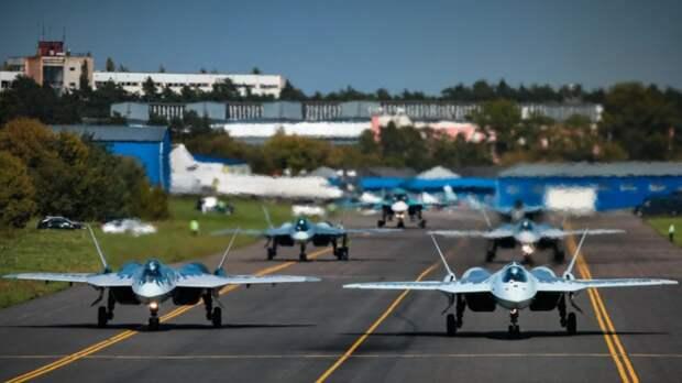 ПВО США не смогла обнаружить Су-57 в Ираке над своими базами