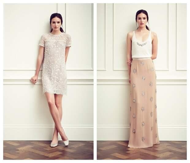 Роскошная одежда в стиле ретро - образы и фото