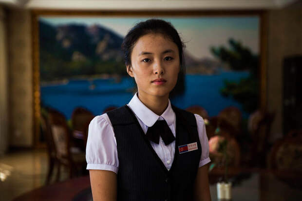 Строгая красота женщин коммунистической Северной Кореи