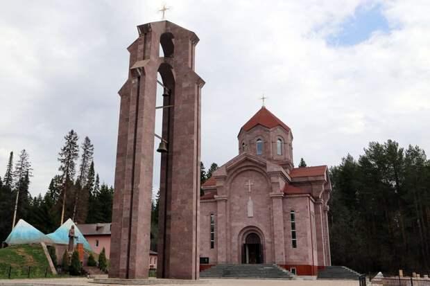 Армянская церковь Ижевска в ближайшее время вернётся к полноценной жизни