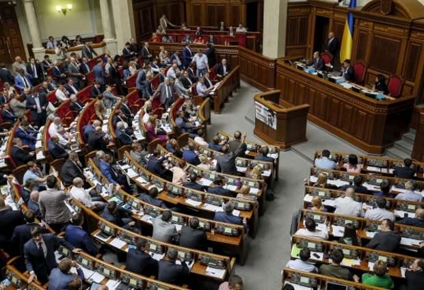 Украинские депутаты хотят ввести в стране смертную казнь