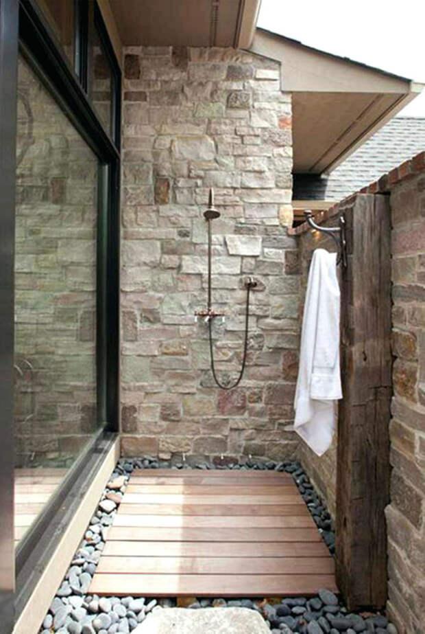 Потрясающий летний душ.   Фото: dubais.info.