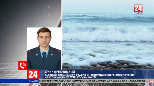 Спасатели нашли труп недалеко от места, где затонул прогулочный катер