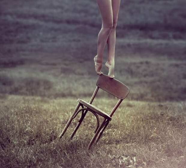 Elda: стул и стремянка два-в-одном