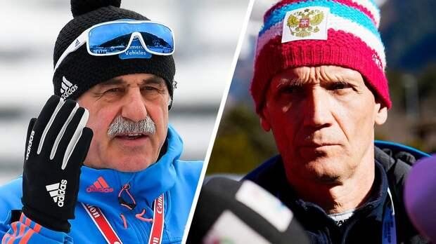 Президент СБР Драчев открыто конфликтует стренером лидера сборной Логинова. Они ругаются уже 3 месяца