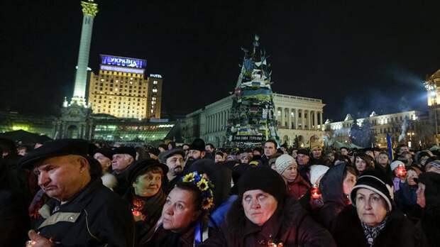 Zeit: Американцы не имеют никакого отношения к Майдану