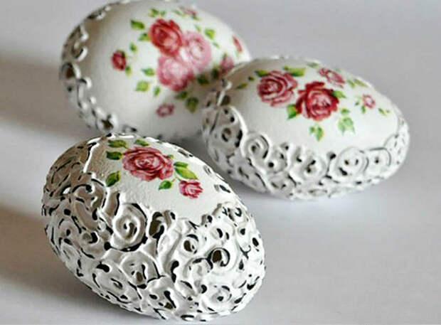 17 примеров изумительного декора яиц к светлому празднику Пасхи