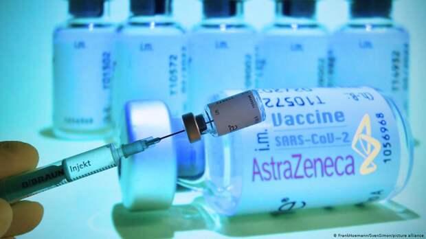 Опасный побочный эффект: почему в ЕС остановили вакцинацию «АстраЗенекой»