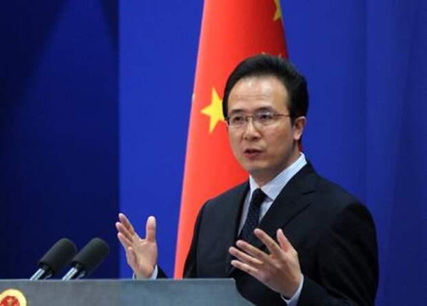 Китай предупредил Запад насчет антироссийских санкций