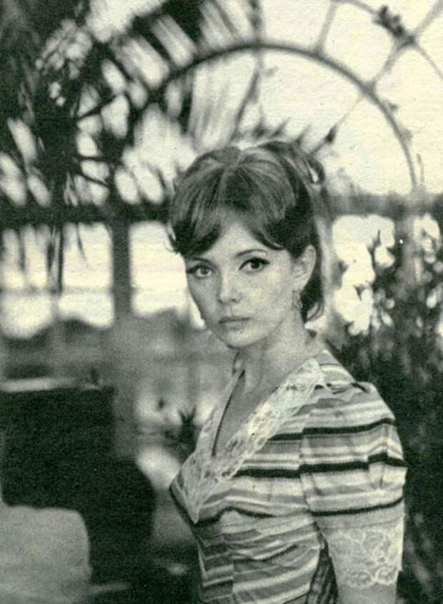 Актрисы советского кино: Нонна Терентьева