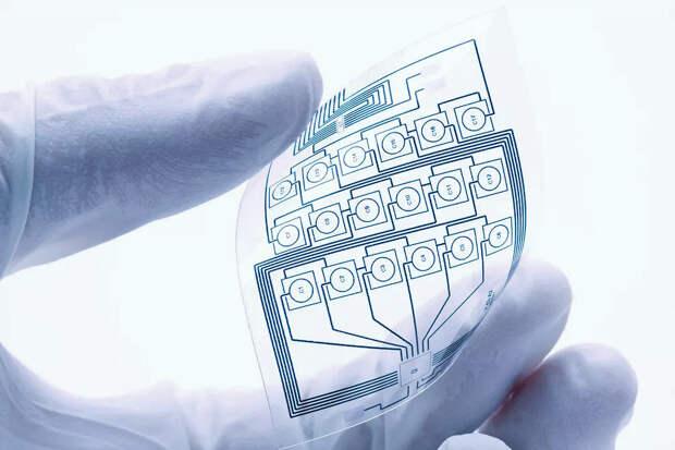PlasticArm — первый процессор из пластика